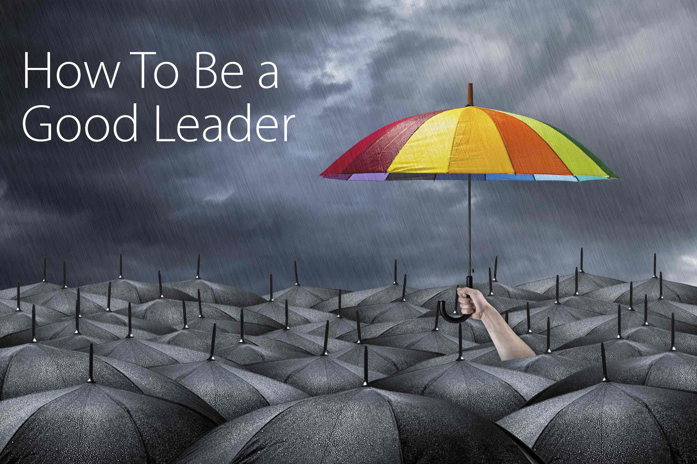 como ser un buen lider