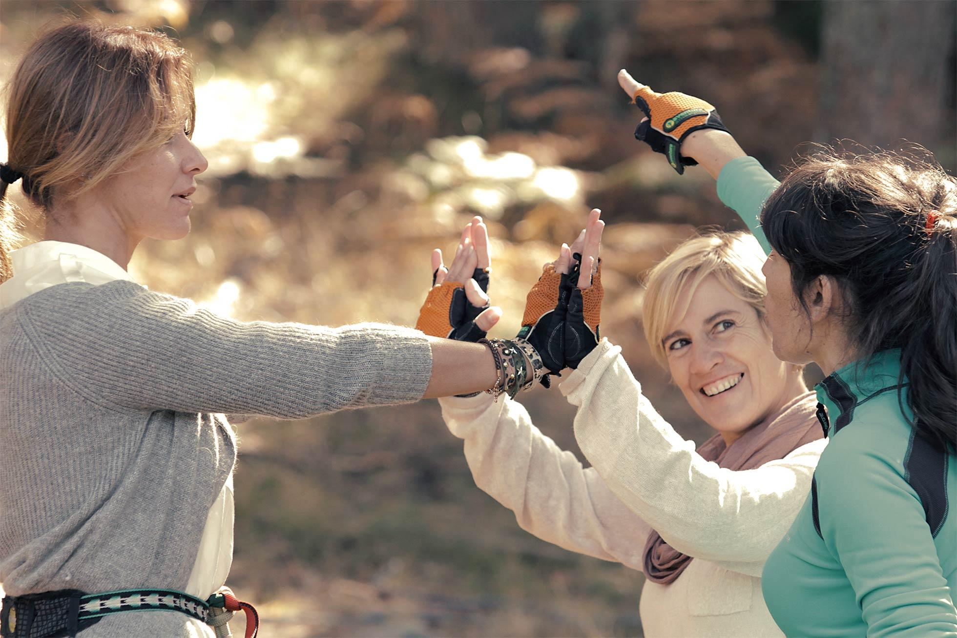 actividades outdoor training en madrid