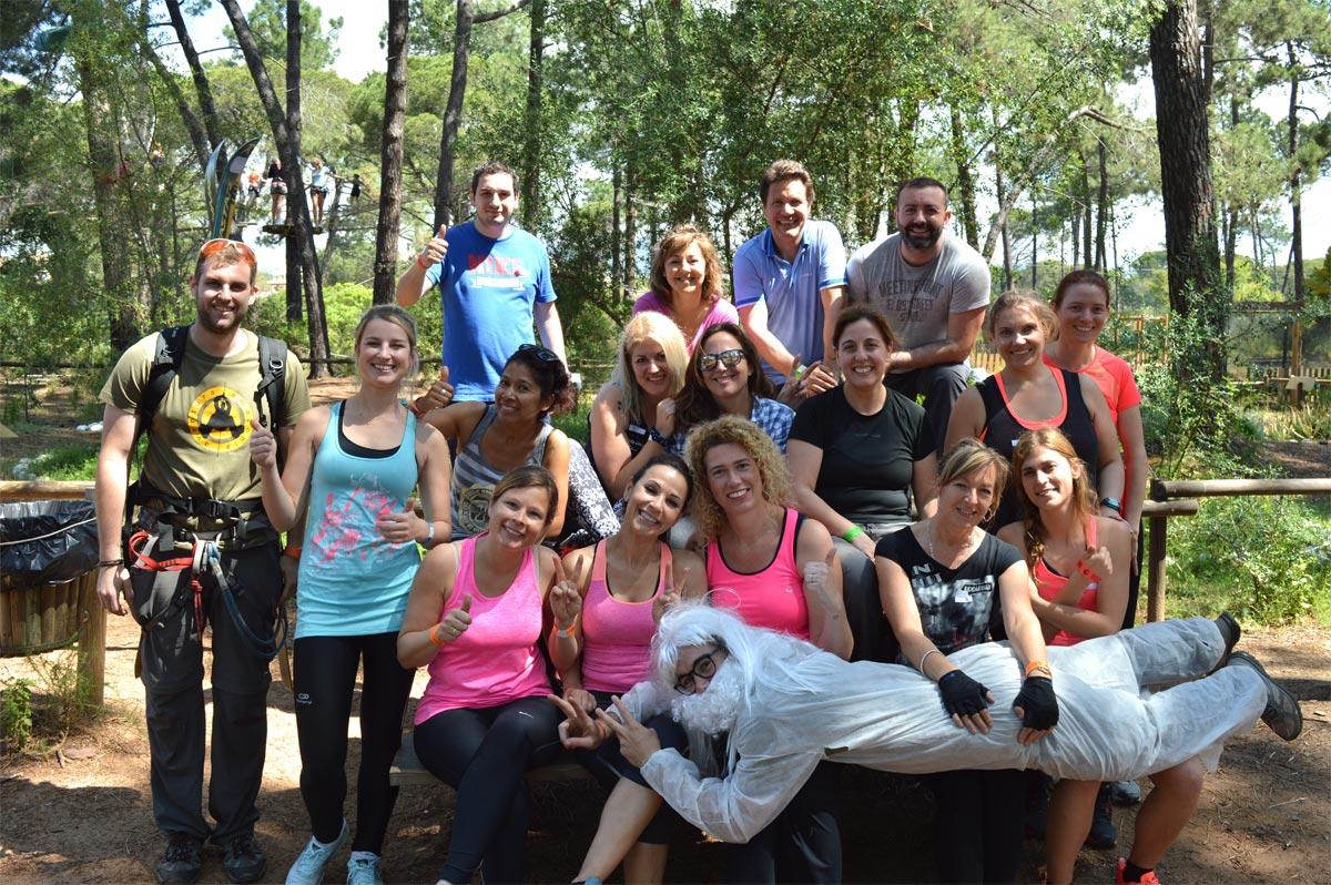 Gymkanas, Actividades para empresas en la sierra de Guadarrama cerca de Madrid