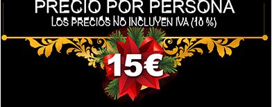 12€ por persona